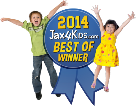 2016 Best of Jax4Kidz Winner!
